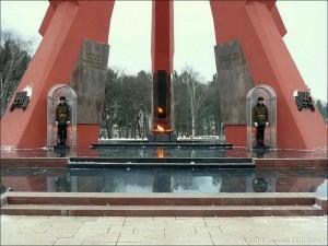 Wieczność - Pomnik żołnierzy Armii Czerwonej