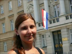 Małgorzata Zaitz wZagrzebiu