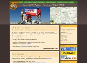 Zrzut strony sp9kgp.org