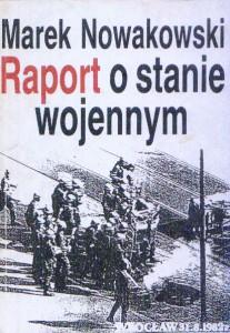 Raport ostanie wojennym