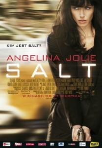 Salt (2010) - oficjalny plakat