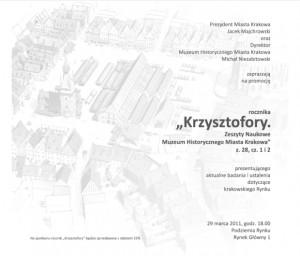 Krzysztofory nr 28
