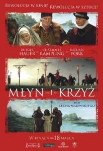 Młyn ikrzyż - plakat filmowy