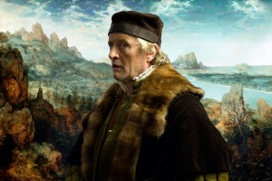 Peter Bruegel (klatka zfilmu Młyn ikrzyż)