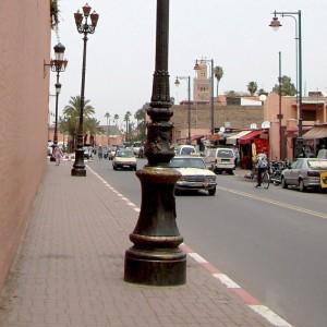 Taxi Marrakesz (fot.Krystyna Milczarek)