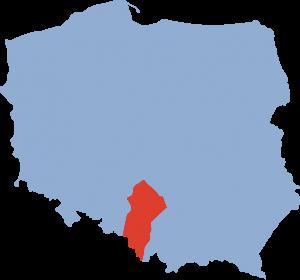 Województwo stalinogrodzkie 1953-1956