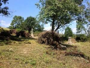 Beskid Niski - cmentarz