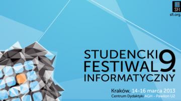 9. Studencki Festiwal Informatyczny