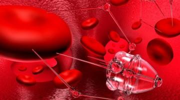 Nanorobot medyczny (graf. IEEE)
