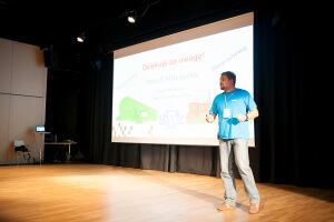 WordCamp Polska 2015 - Jakub Milczarek