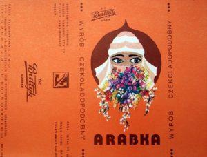 Arabka - wyrób czekoladopodobny
