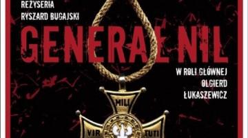 Generał Nil - plakat filmowy