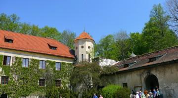 Pieskowa Skała - zamek
