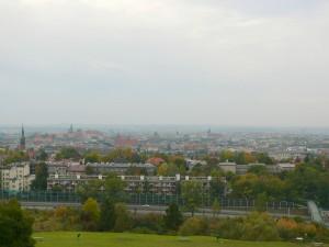 Stare Miasto zoryginalnej perspektyw