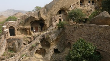 David Gareja klasztor