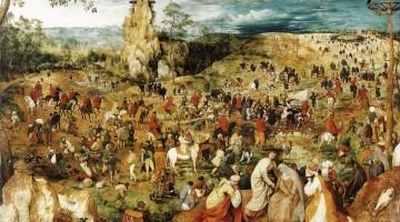 Pieter Bruegel - Droga krzyżowa