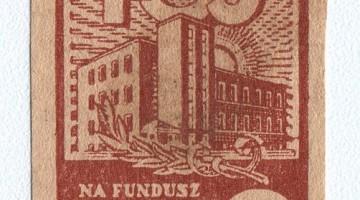 Znaczek ze Stalinogordu
