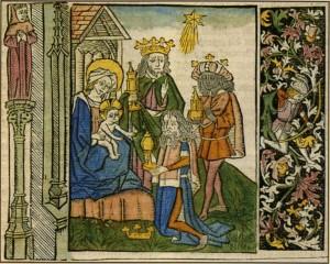 Pokłon Trzech Króli (1488 r.). Rijksmuseum Het Catharijneconvent, Utrecht