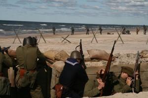 Desant Niemców - Tajemnica Westerplatte