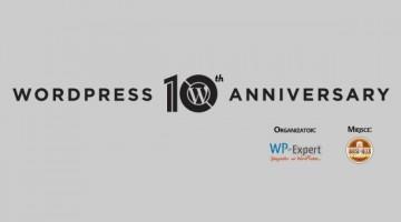 10 lat systemu WordPress