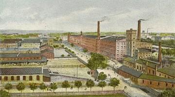 Fabryki w Łodzi