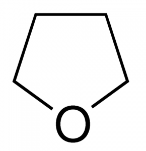 THF - tetrahydrofuran
