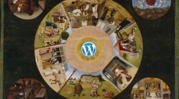 7 Grzechów Głównych stron na WordPressie